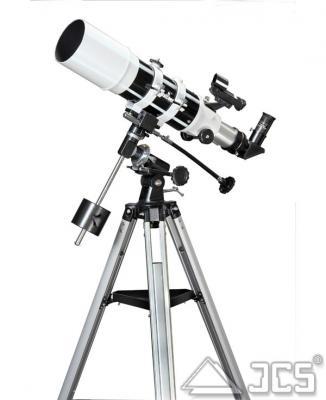 Teleskop SkyWatcher Startravel 102-EQ1 Refraktor 102/500 mit Montierung EQ1