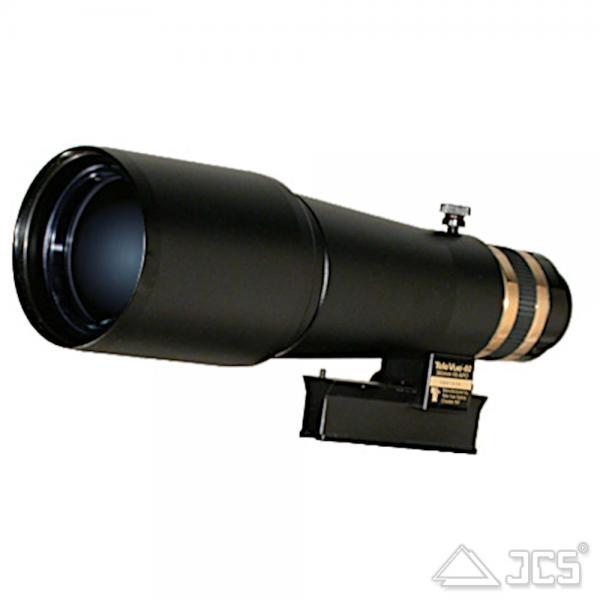 TeleVue 60 - Komplettset 90° Zenitspiegel, optischer Tubus 60/360mm, f/6 APO