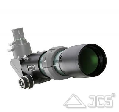TeleVue 76 micro 10:1 grün, OTA optischer Tubus 76/480mm, f/6,3 APO