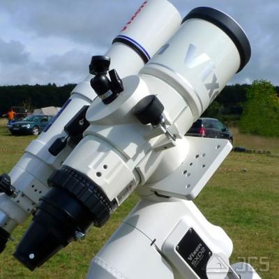 Vixen VSD 100 f/3,8 OTA 5-linsiger SD Apochromat 100/380 f/3,8