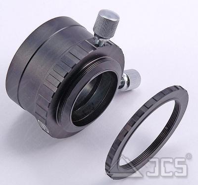 2'' auf 1,25'' Adapter Baader Mod III mit T2-Anschluß und Filtergewinde