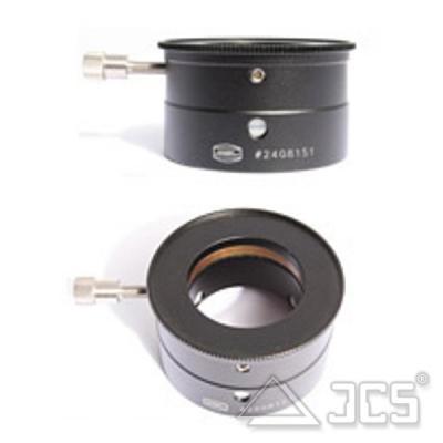 2'' auf 1,25'' Adapter Baader Pushfix mit 1mm optischer Länge