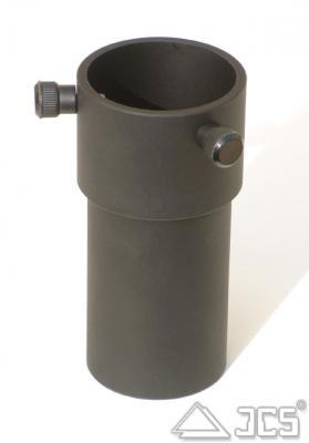 2'' ICS Vario-Verlängerungshülse 40-80mm mit Filtergewinde