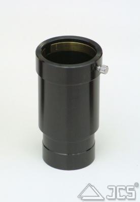2'' Verlängerungshülse 80mm FG SR Galaxy, mit Filtergewinde und Spannring