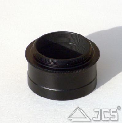 2'' auf T2 Kamera-Adapter, kurz