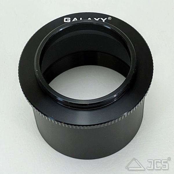 """Galaxy 2'' auf T2 Kamera-Adapter FF145 mit 2"""" Filtergewinde,"""