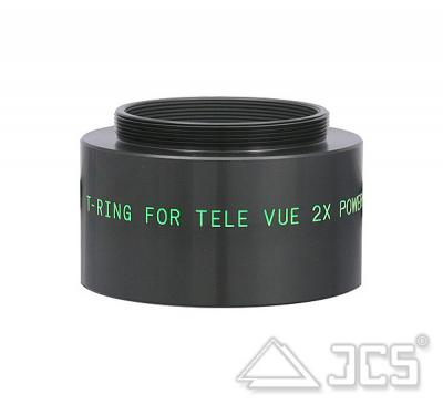 Adapter TeleVue 2x Powermate auf T2
