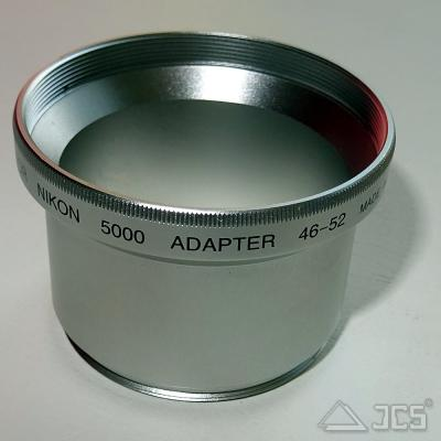 UDA-Kamera Anschlußtubus 46mm Nikon 5000