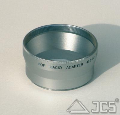 UDA-Anschlußtubus Casio QV4000/5700
