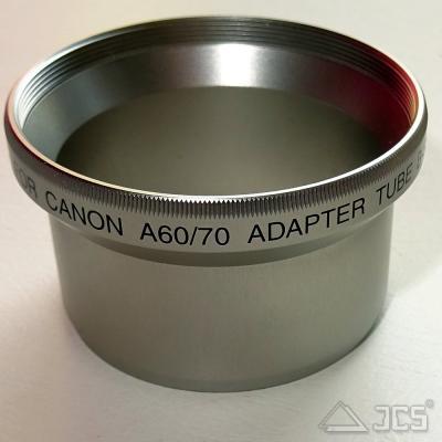 UDA-Anschlußtubus Canon A60/70