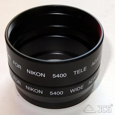 UDA-Anschlußtubus Nikon Coolpix 5400