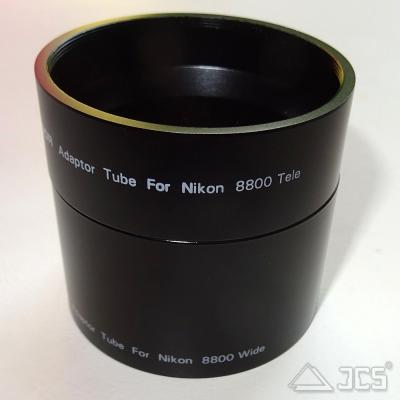 UDA-Anschlußtubus Nikon 8800 2-teilig