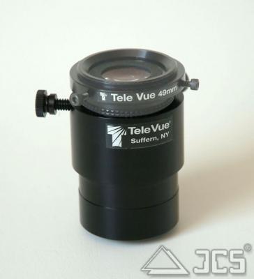 TeleVue Radian Adapter benötigt zusätzlich Afokal Adapter
