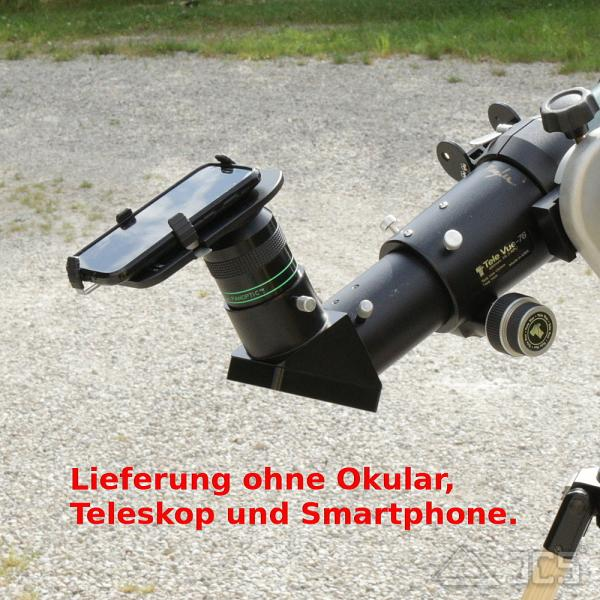 TeleVue FoneMate Digiscoping Smartphone Adapter