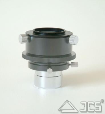 Vixen DCA Kamera-Anschlußring II 37 mm Sony DSC-S50, S30, DCR-TRV, DCR-PC100