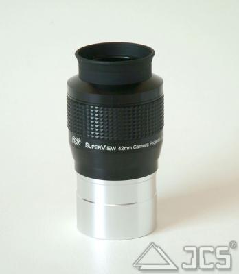 """Galaxy Projektions-Okular 2"""" 42 mm mit Anschlußgewinde 57 mm"""