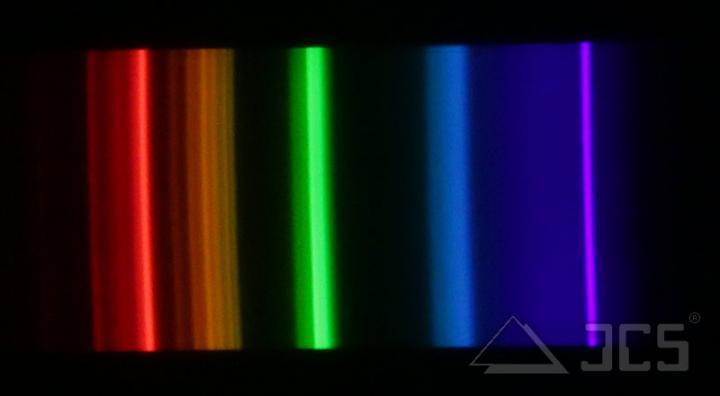 Hand-Spektroskop