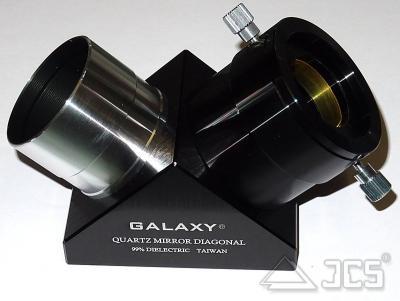 Galaxy 2'' Zenitspiegel Quarz Dielectric 99% Reflexion, 1/12 Wellenlänge