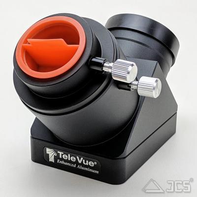 """TeleVue Zenitspiegel 2'' Enhanced Alu, Satin mit Spannring incl. 1/4""""-Adapter"""