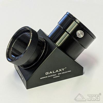 """Galaxy 2"""" SC-Zenitspiegel Quarz 99% Reflexion, 1/12 Wellenlänge"""
