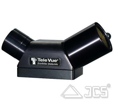 TeleVue 60° Zenitspiegel 1,25'' Everbrite mit Spannring