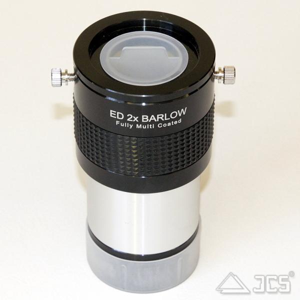 "Galaxy 2-fach ED Barlow 2"" incl. Adapter auf 1,25"""