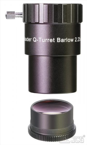 "Baader Q-Turret Barlow 2,25x - 1,25"""