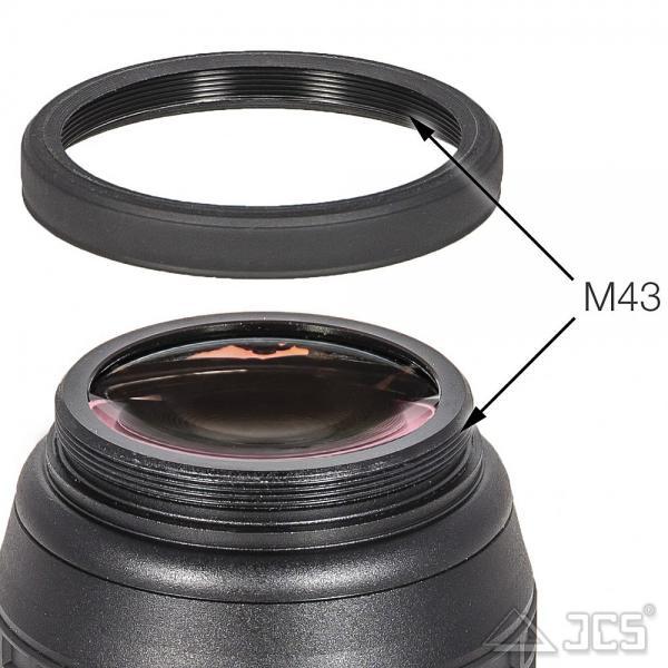 Morpheus Okular-Set im Koffer Okularsatz mit sechs Morpheus Okularen