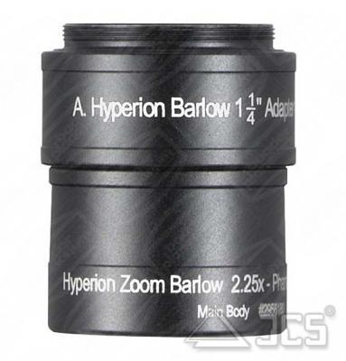 Barlow Linse 2,25-fach für Hyperion Zoom