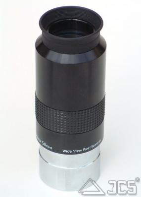 "Galaxy Erfle 50 mm Weitwinkelokular 2"" 50°"