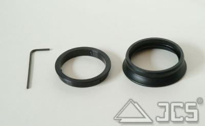 TeleVue Dioptrx Adapter DEA-0001 für Panoptic 24+19 u. 20 mm Nagler Typ 5