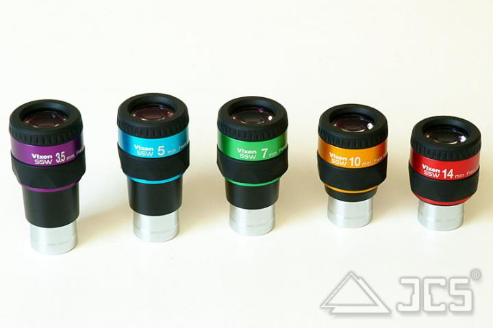Vixen Weitwinkel-Okular SSW 14 mm