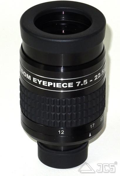 """Okular William Zoom 7,5-22,5 mm, 1,25"""" *Restposten*"""