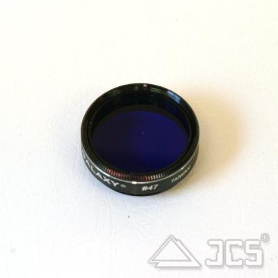 Galaxy Farbfilter 1,25'' #47 violett