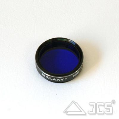 Galaxy Farbfilter 1,25'' #38A dunkelblau 2,7x