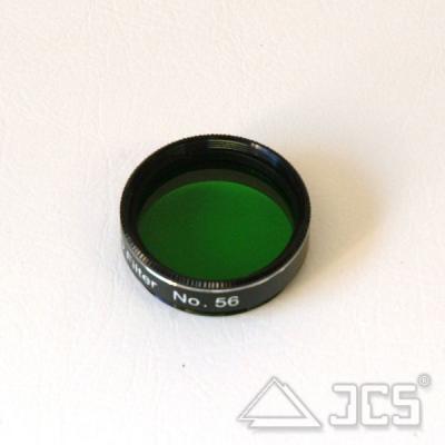 Galaxy Farbfilter 1,25'' #56 grün 3x