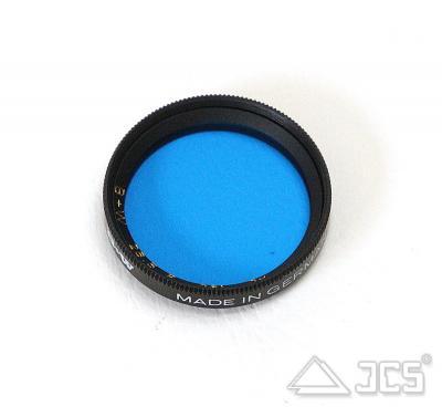 B&W Farbfilter - 1,25'' 28,5mm, 81 blau
