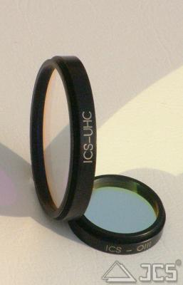 ICS OIII-Filter 1.25'' 28.5mm Premium-Nebelfilter