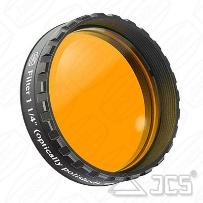 """1,25"""" Baader Farbfilter orange 570 nm Langpass, Phantom Coating"""