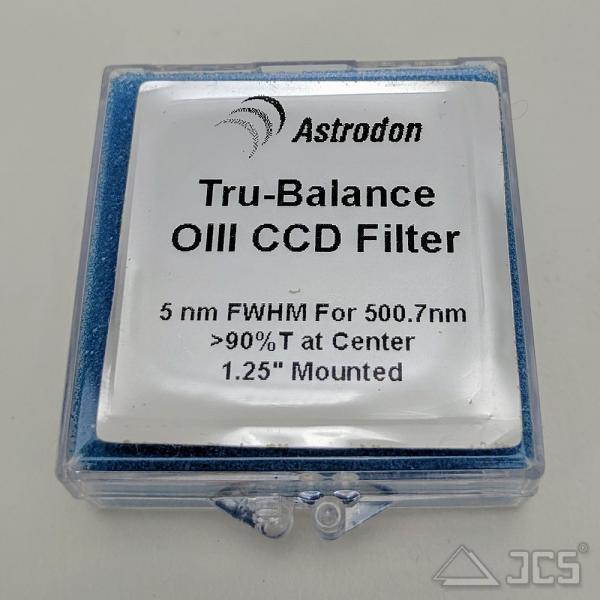 """Astrodon OIII-5 Filter 1,25"""""""