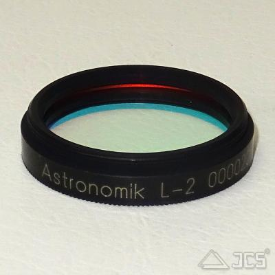 "Astronomik 1,25"" L-2 UV-IR Block Filter"