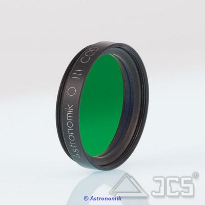 """Astronomik 1,25"""" OIII CCD-Filter 12 nm"""