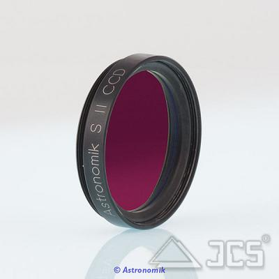 "Astronomik 1,25"" SII CCD-Filter 12 nm"