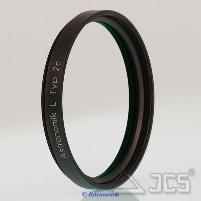 "Astronomik 2"" L-UV-IR Filter"