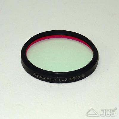 "Astronomik 2"" L-2 UV-IR Block Filter"