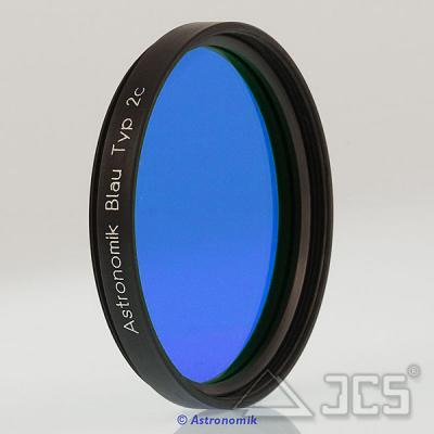 "Astronomik 2"" Blau-Filter"