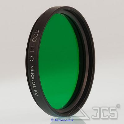 "Astronomik 2"" OIII CCD-Filter 12 nm"