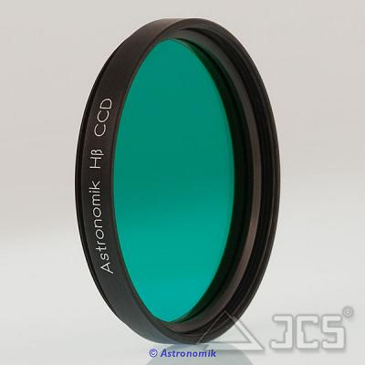 "Astronomik 2"" H-Beta CCD-Filter 12 nm"