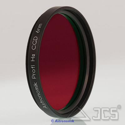 "Astronomik 2"" H-Alpha CCD-Filter 6 nm"