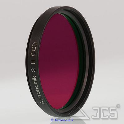 "Astronomik 2"" SII CCD-Filter 12 nm"